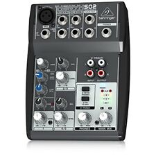 BEHRINGER MIXER XENYX 502 from japan