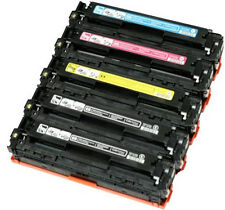 SET 5 toner LaserJet Pro cp1025 NW cp1027nw cp1028nw cp1020 ce310a-313a 126a