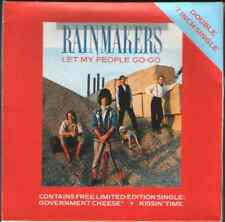 "Rainmakers-let my people go go.7"" double pack"