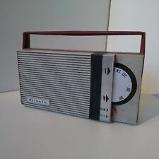 Vintage TSF Transistor émetteur radio Atlantic A24