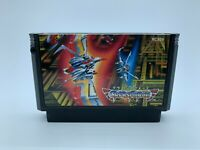 Crisis Force NES KONAMI Nintendo Famicom Japan used