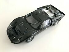 EXOTO 1:18 1966 Exoto Ford GT40 Mk II Cod RLG18040 Prototype Authentic Black