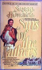 Sins of the Fathers Susan Howward Vintage PB