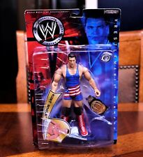 WWE Jakks Wrestlemania Winners Series Kurt Angle Wrestling Figure MOC_bx8