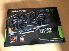 Gigabyte NVIDIA GeForce GTX 1060 3GB WindForce2 OC Graphics Card