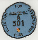 5th Special Forces Group (ABN), A-501 Patch