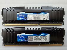 ✔✔ G.SKILL Ripjaws Z 16GB (2 x 8GB) 2400MHz DDR3 PC3-19200 ✅CL10✅