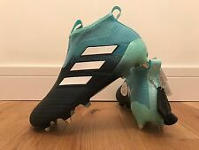 Adidas Ace 17+ Purecontrol Laceless SG Football Boots (Pro Edition) Size U.K 8