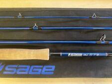 SAGE Salt 890-4 fly fishing rod (USED) *Good Condition*