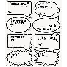 Halloween conversation boire Marker