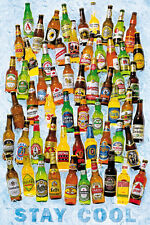 POSTER Stay Cool Beers