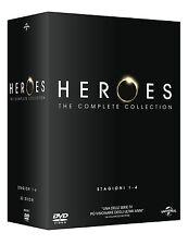 Heroes - Stagioni 1-4 (23 DVD) - ITALIANO ORIGINALE SIGILLATO -