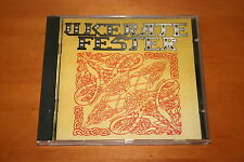 "ULCERATE FESTER ""Sonatorrek"" CD 1995 rare NL Doom Death Metal CYBER MUSIC"