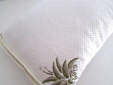 Komfort-Schlafkissen, Kopfkissen, Nackenstützkissen, Aloe Vera Bezug