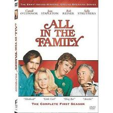 All in the Family - The Complete First Season (DVD, 2009, 3-Disc Set, HUB...