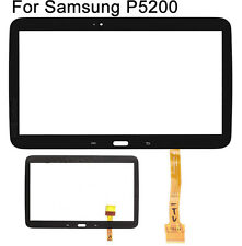 For Samsung Galaxy Tab 3 Touch Screen Digitizer Front Glass Lens GT P5200 P5210