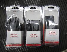 Lot Of 3 Verizon Mini Usb Home Wall Phone Charger