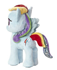 "My Little Pony Rainbow Dash - 10"" Plush by Aurora NEW"