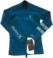 New listing Hurley Advantage Plus 1/1 MM Jacket Wetsuit NWT Boy's Size 8 FREE SHIPPING