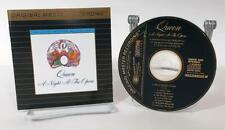 Queen - A Night At The Opera - CD MFSL 24 KT Gold Plated Ultradisc II UDCD 568