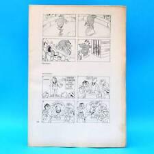 Original DDR-Comic-Druckbogen   Erich Schmitt   Das dicke Schmitt-Buch 22