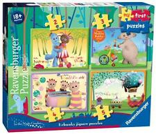 Ravensburger 07346 Childrens My First 4 in 1 Jigsaw Puzzle In the Night Garden