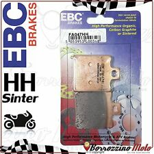 PASTIGLIE FRENO POSTERIORE SINTER EBC FA047HH BIMOTA DB2 SR 904 1993-2000