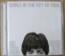 (Paul McCartney) Various - Songs in the key of Paul - Mojo cover CD Nov 2013