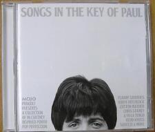 Various Artists - Songs in the key of Paul (McCartney) Mojo cover CD Nov 2013