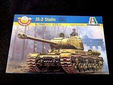 ITALERI 7040 1/72 JS-2 Stalin Heavy Tank Value Set (2) ITAS7040 NEW Sealed