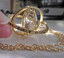 Harry Potter Time Turner Gold Chain Fancy Dress Add on Star Wars Trek London UK