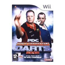 PDC WORLD CHAMPIONSHIP DARTS 2008    --    NEUF   -----   pour WII