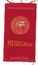 1910s S25 tobacco / cigarette / college silk Heidelberg University