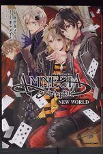 JAPAN Kyo Kitazawa manga: Amnesia Later New World