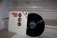 Lp 33 tours. Jorge Ben - 10 anos depois (1973)