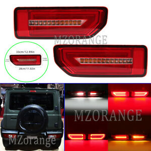 LED Dynamic Left Right Rear Tail Light Lamps For Suzuki Jimny A6G 2018 2019 2020