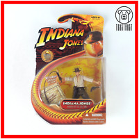 Indiana Jones Action Figure Raiders of the Lost Ark 2008 LucasFilm by Hasbro