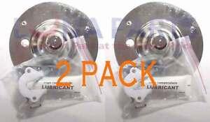 (2 PACK) DE724 for Frigidaire Gibson & Kenmore 417. 5303281153 Dryer Rear Bearin