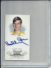 Bobby Orr 08/09 Upper Deck Champs Mini Autograph (SP)