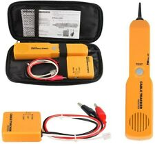 Rj11 Wire Tone Generator Probe Tracer Network Tracker Line Finder Cable Tester