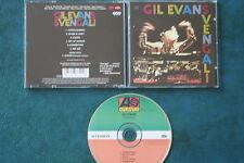 GIL EVANS SVENGALI ( CD)