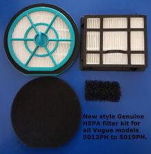 Hoover Action 5019ph Genuine Filter Set