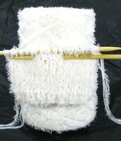 Wollpaket 500g   wunderschöne Wolle Effektgarn Pelzoptik  Häkelgarn Nr.14-4