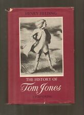 Fielding, Henry; The History of Tom Jones A Foundling