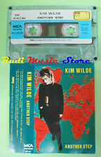 MC KIM WILDE Another step 1986 turkish MCA MCAC 05903 no cd lp dvd vhs