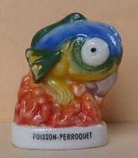 Fève Drôles de Poissons - 2003 - Le Poisson Perroquet