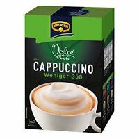 Krüger Dolce Vita Cappuccino, Weniger Süß, Milchkaffee, Milch Kaffee aus löslich