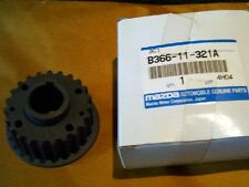 Timing belt drive bottom pulley, Mazda MX-5, MX5, Eunos mk1 1.6 1989-90 LWSC