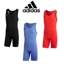 adidas Men's Powerlift Suit Weightlifting Suit Adidas Gewichtheben Trikot