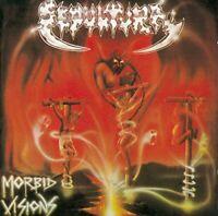 Sepultura - Morbid Visions/Bestial Devastation (Reissue) [CD]